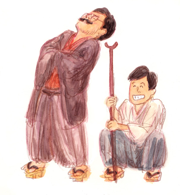 青木繁ゴーマン人生 | 伊野孝行のブログ | 伊野孝行のイラスト芸術