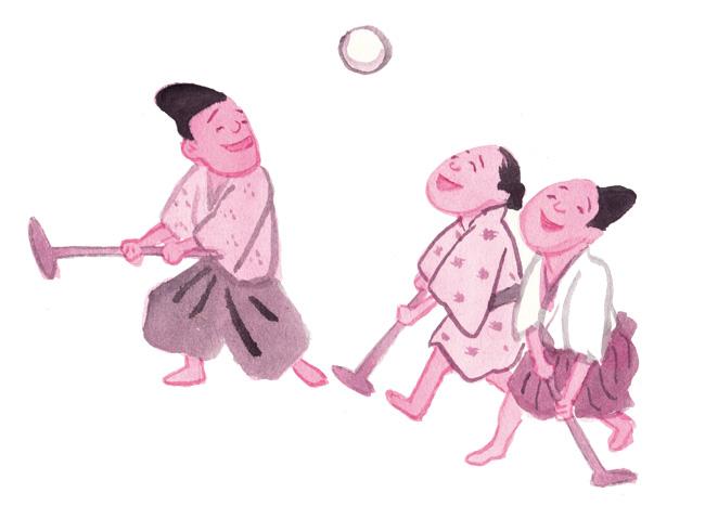 スポーツの6