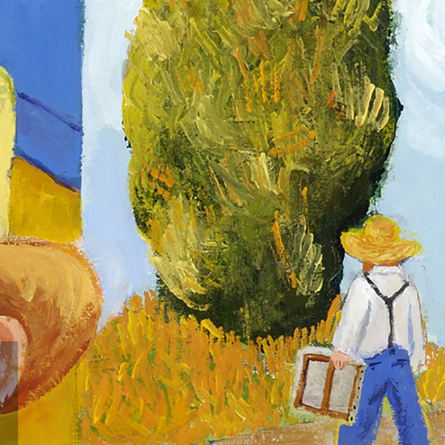 ゴッホ Vincent van Gogh