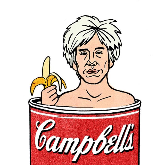 アンディ・ウォーホル     Andy Warhol