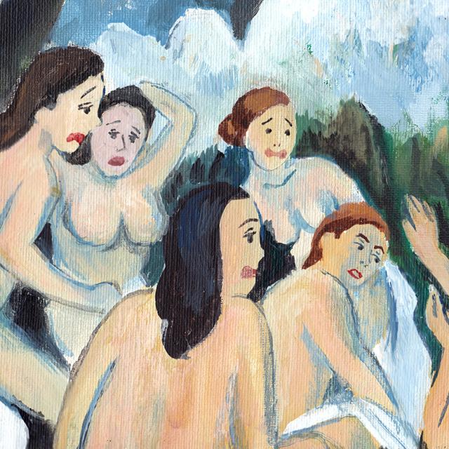 ポール・セザンヌ Paul Cezanne